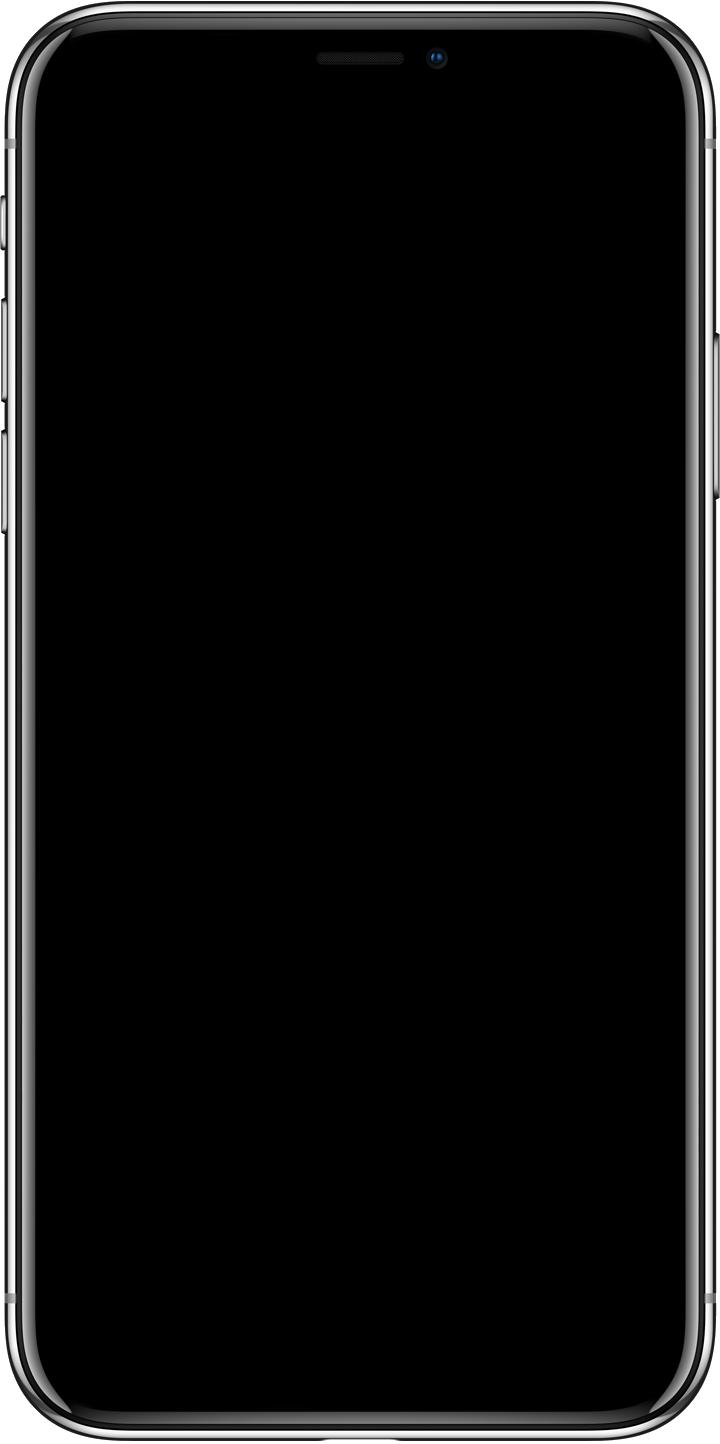 Chobee  iphone_X Frame
